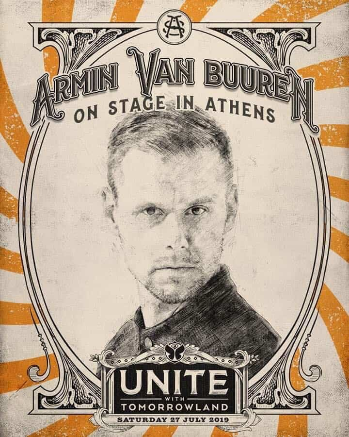 This summer UNITE With Tomorrowland in Athens, Greece