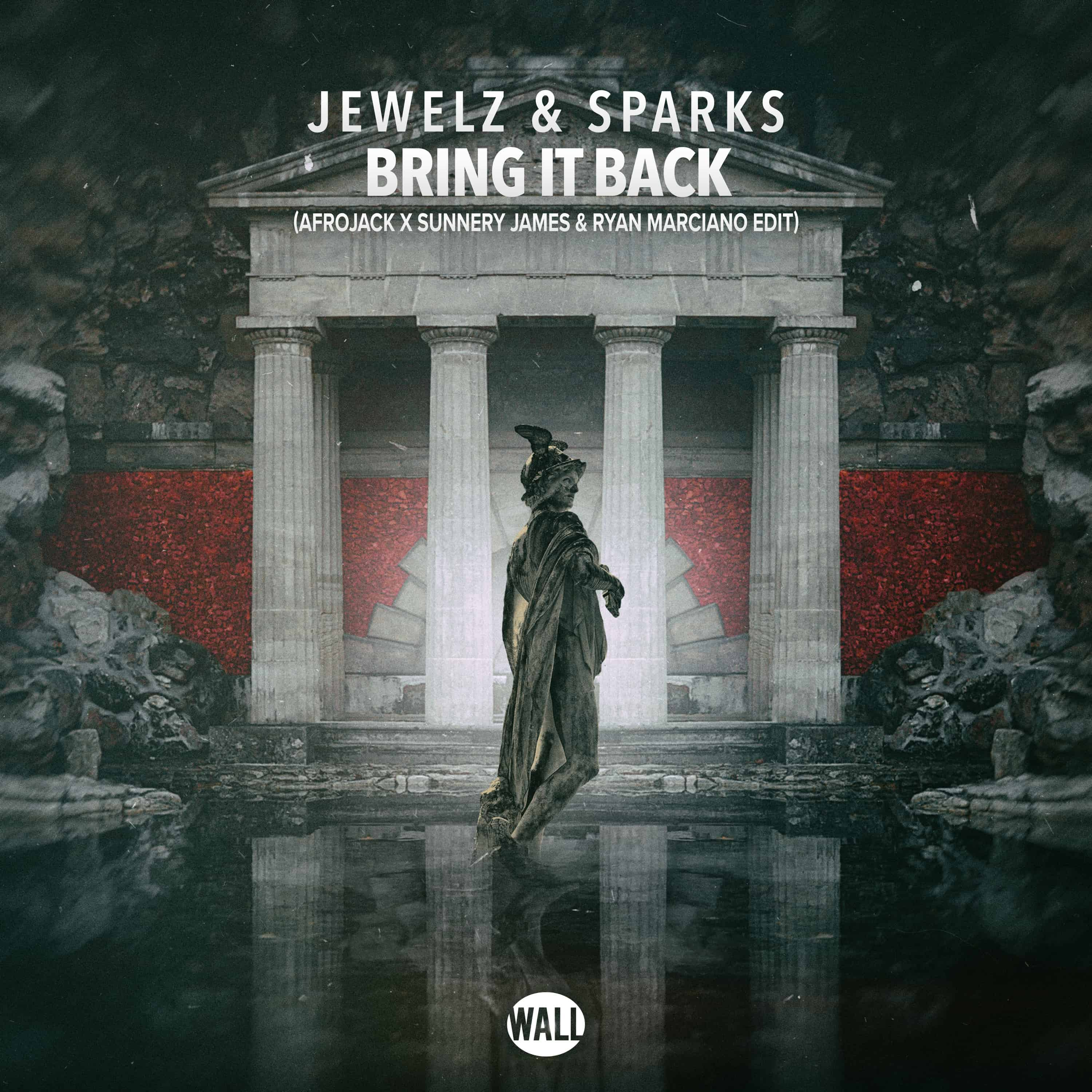 Afrojack and Sunnery James & Ryan Marciano team-up for massive club edit of Jewelz & Sparks track
