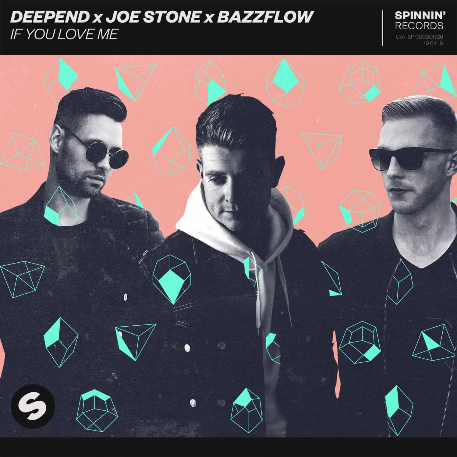 Deepend x Joe Stone x Bazzflow present 'If You Love Me'