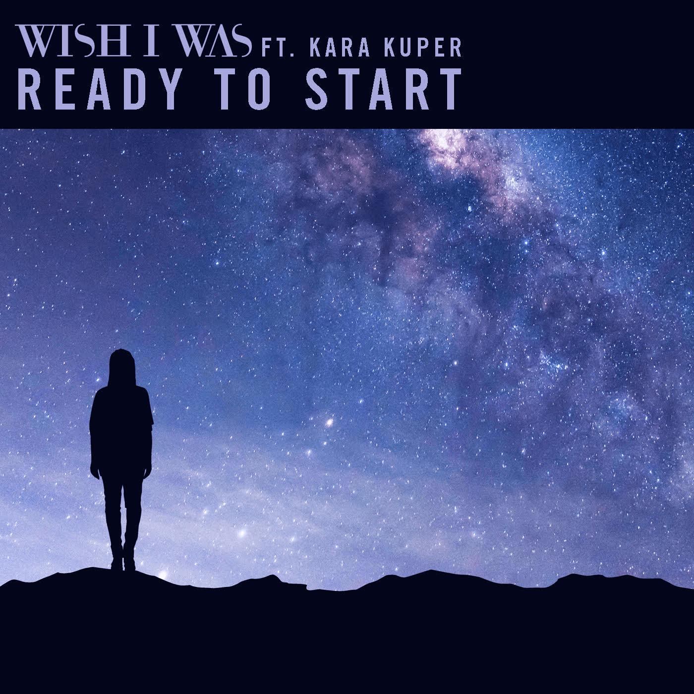 "Wish I Was collaborates with Make-A-Wish® kid Kara Kuper on ""Ready To Start"""
