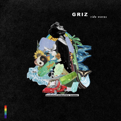 GRiZ Releases Album Ride Waves Featuring Wiz Khalifa, Snoop Dogg, DRAM, Matisyahu and more