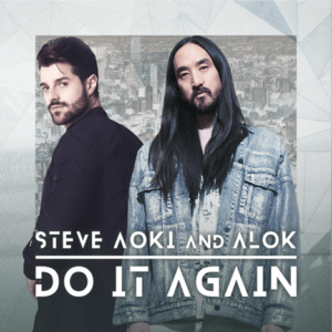 "Alok and Steve Aoki Channel Classic Rave On ""Do It Again"""