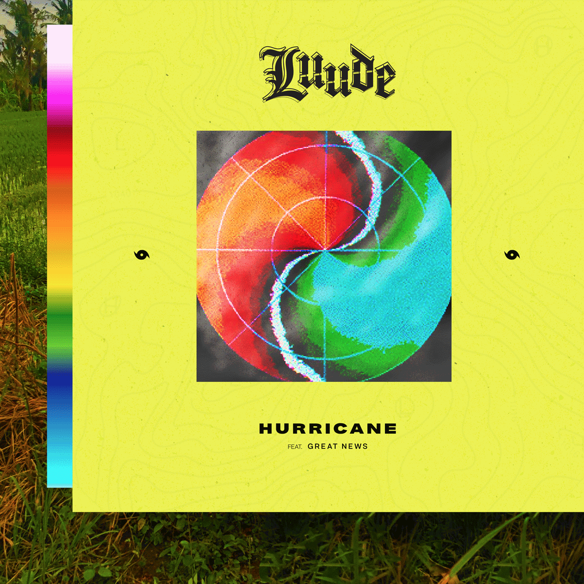 """Luude Drops Tour Dates & New Single """"Hurricane"""" Feat. Great News"""