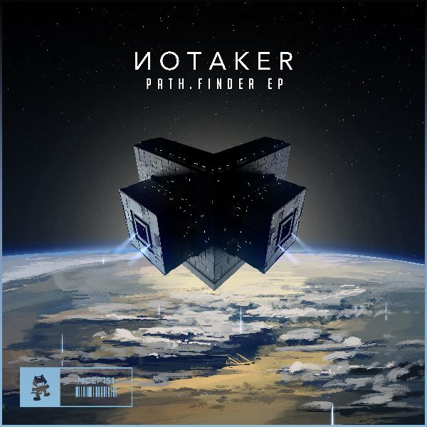 Notaker releases PATH.FINDER EP via Monstercat