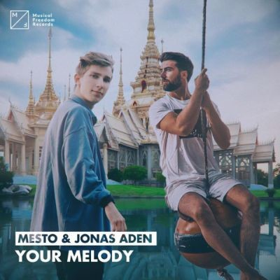 Mesto and Jonas Aden Team Up to Create 'Your Melody'