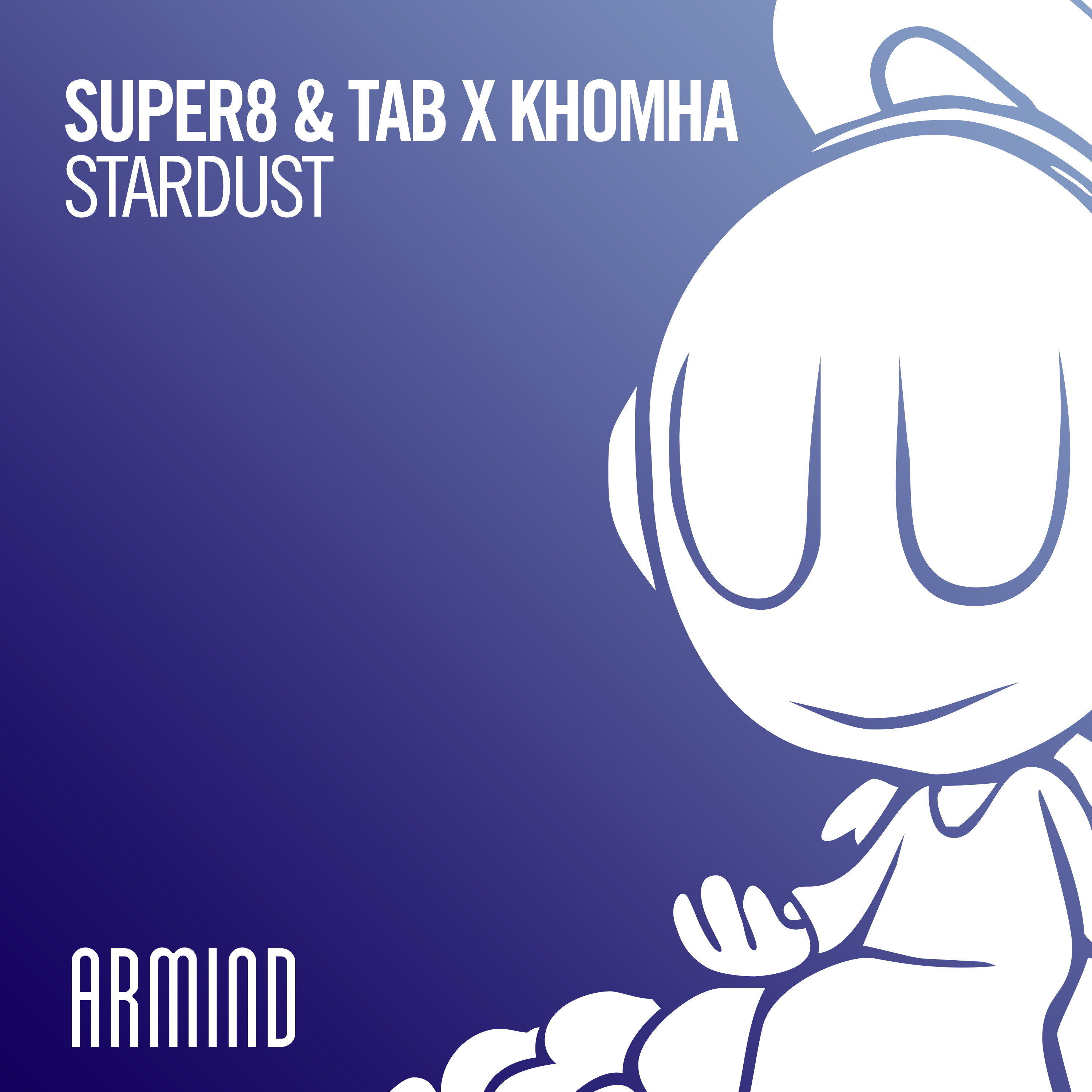 Super8 & Tab team up with KhoMha for  'Stardust'