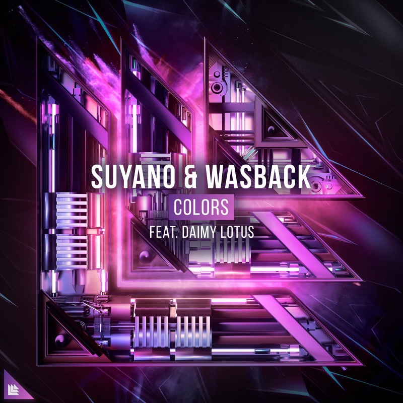"Wasback Makes A Splash With Suyano on ""Colours"""