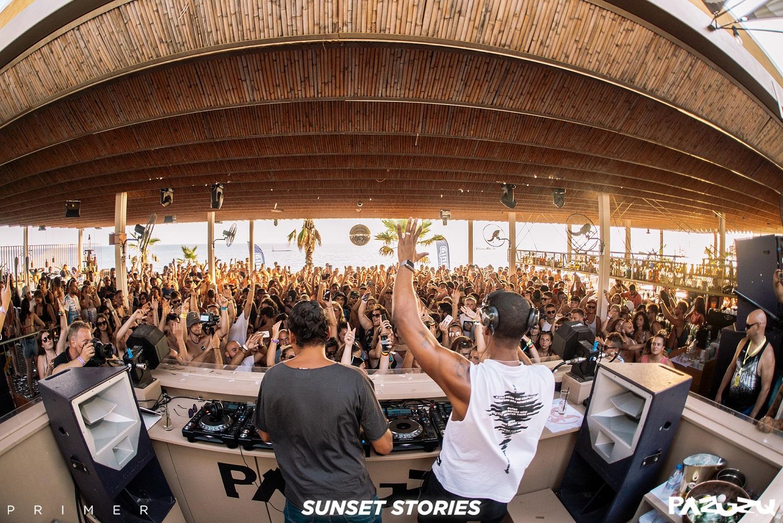 Corfu's hidden gem, Pazuzu beach club, announces line up for their 'Summer Stories' in 2019