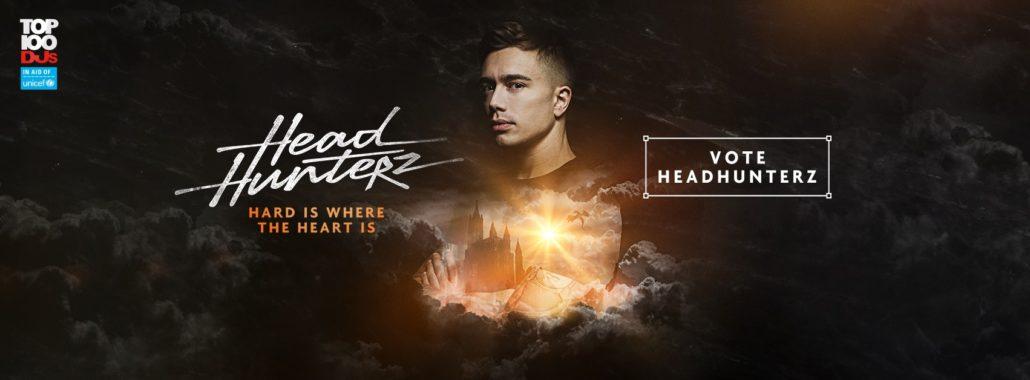 Headhunterz Releases Hardstyle Anthem Orange Heart