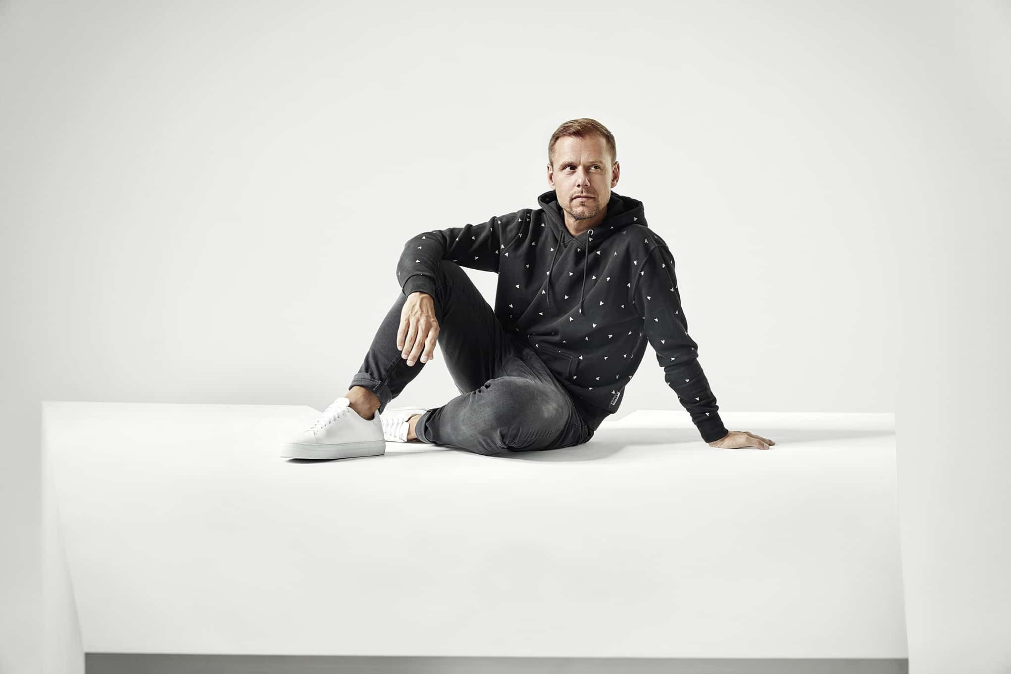 "Armin van Buuren announces pre-sale today for 7th album ""Balance"" – drops Oct 25"