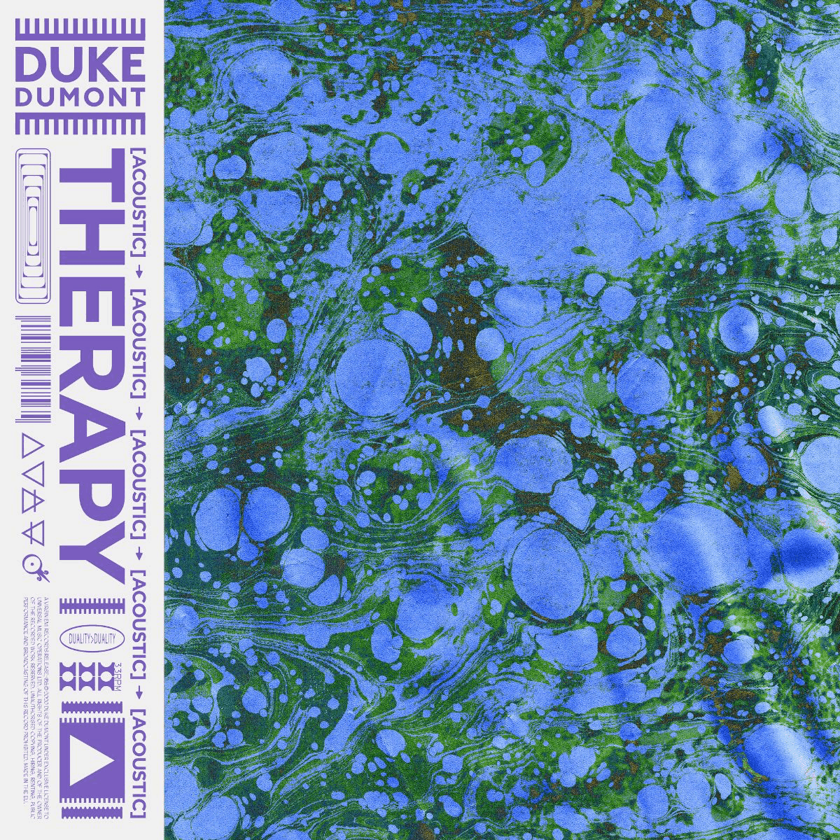 Duke Dumont Unveils Acoustic Version of 'Therapy'